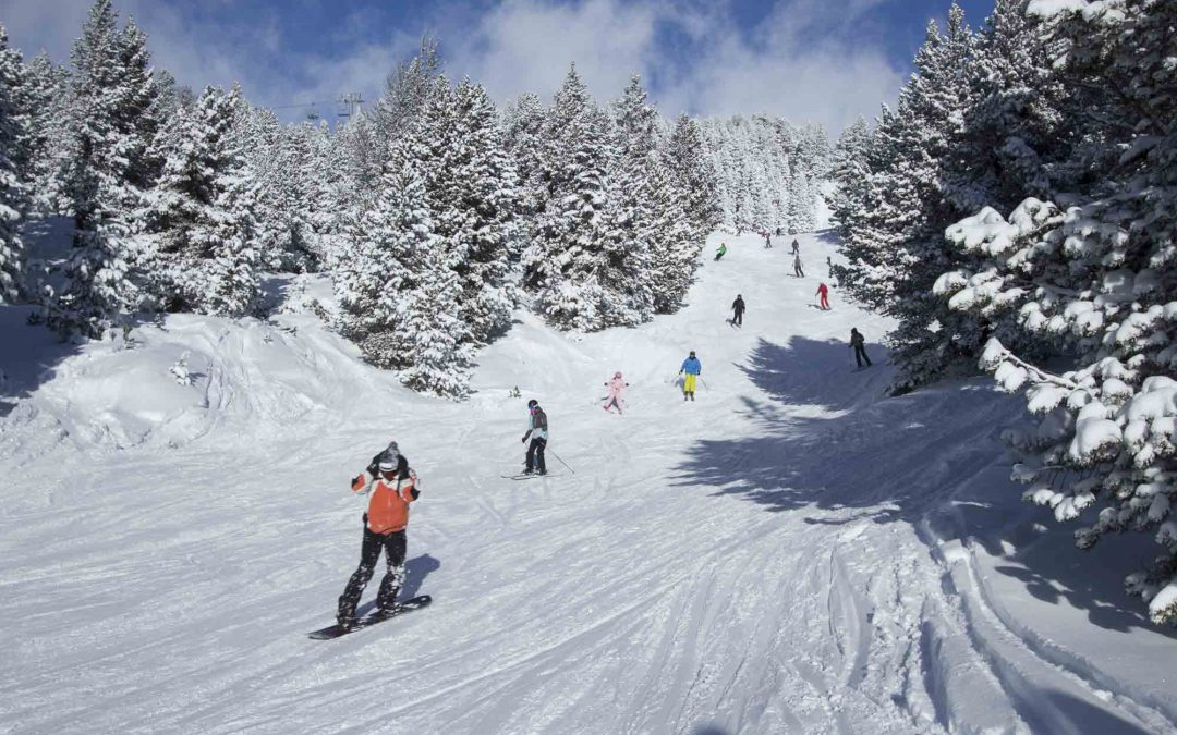 Chamrousse ski lift will open early december 2016