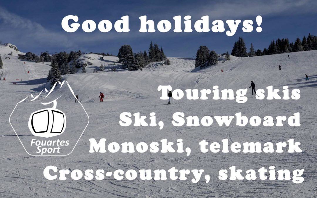 Good ski holidays in Chamrousse !